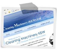 Cleaning Machinery KEW
